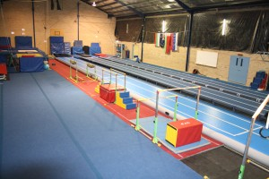 Photo of gym for website